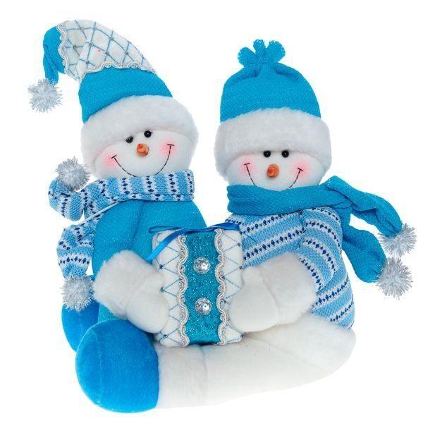 Новогодняя мягкая игрушка 2015
