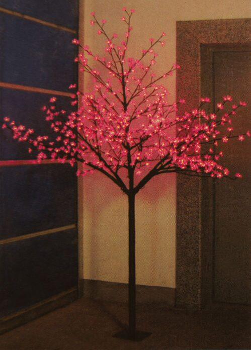 Как своими руками сделать дерево сакура