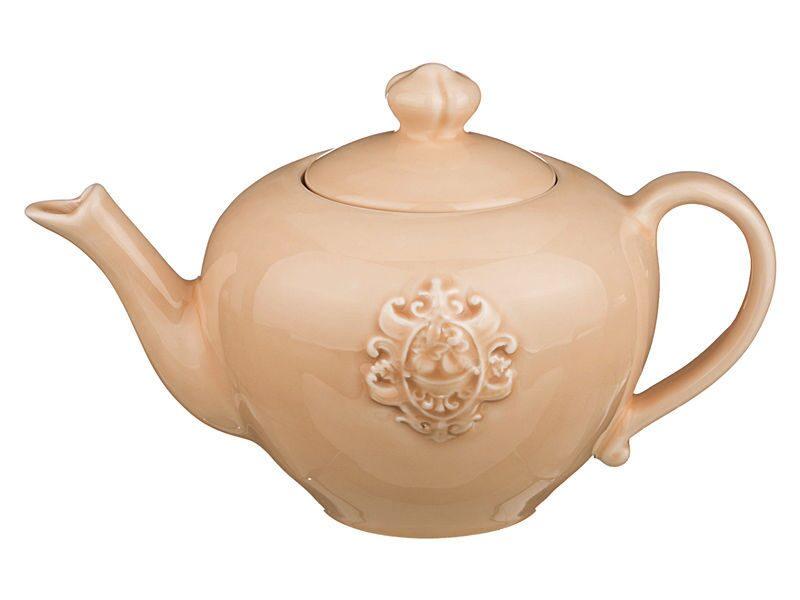 Чайник заварочный японский бежевый цвет