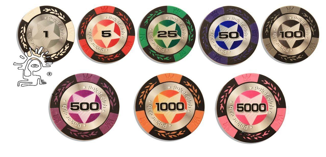 Фишки для покера своими руками из бумаги