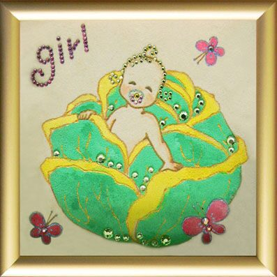 Картина подарок на день рождения 97
