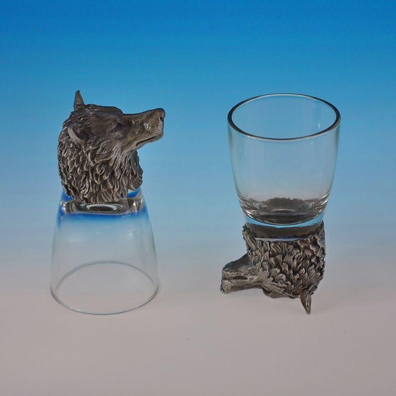 Подарок с символикой волка 46