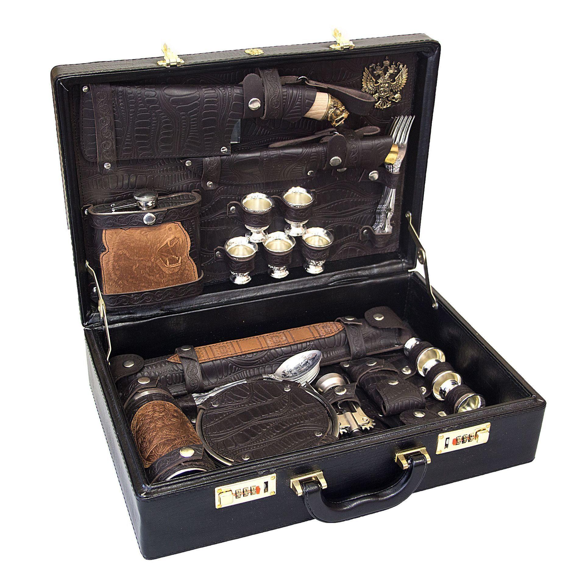 Набор для шашлыков в подарок 854