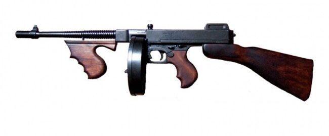 Автомат Второй Мировой войны ППШ 41Пистолетпулемёт