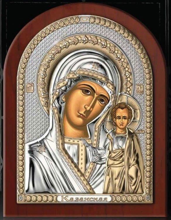 """Икона Valenti """"Казанская Богоматерь"""" 84120/5"""